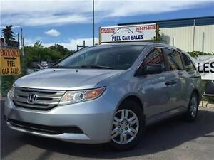 2012 Honda Odyssey LX**ACCIDENT FREE**3 YEARS WARRANTY INCLUDED*