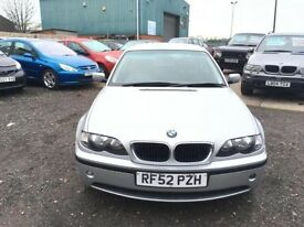 BMW 3 SERIES 316i very cheap 600