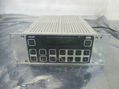 VAT PM-5 Adaptive Pressure Controller 641PM-16PL-002/801, 64PM.3C.00 LAM, 452570