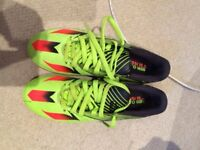 Mens Adidas Astro Turf Football Boots - Hardly Worn - Size 8
