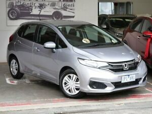 2019 Honda Jazz GF MY19 VTi Silver 1 Speed Constant Variable Hatchback Doncaster Manningham Area Preview