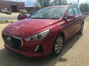 2017 Hyundai i30 PD MY18 Active Red 6 Speed Sports Automatic Hatchback Fyshwick South Canberra Preview