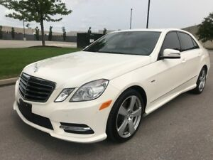 2012 Mercedes-Benz E300 4MATIC|ACCIDENT FREE|LEATHER|LOADED!!
