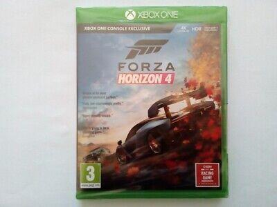 FORZA Horizon 4 ~ XBOX ONE ~ Racing ~ Xbox One Enhanced ~ New & Sealed, Free P&P