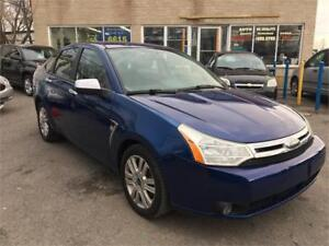 Ford Focus Automatic 2008