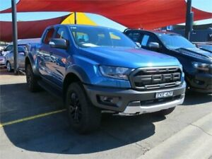 2020 Ford Ranger PX MkIII 2020.25MY Raptor 10 Speed Sports Automatic Double Cab Pick Up Minchinbury Blacktown Area Preview