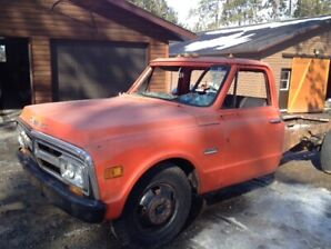 1969 gmc project truck package