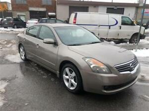 2007 NISSAN ALTIMA 3,5S - automatic- CUIR-TOIT-MAGS-  2700$