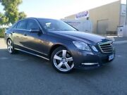 2013 Mercedes-Benz E350 212 MY12 CDI Avantgarde Grey 7 Speed Automatic G-Tronic Sedan Malaga Swan Area Preview