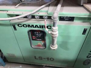 COMAIRCO COMPRESSOR AND DRYER