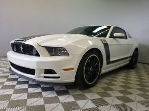 2013 Ford Mustang BOSS 302 | Manual | Upgraded Exhaust