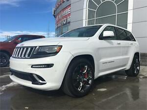 2016 JEEP GRAND CHEROKEE SRT8 MODIFIED WITH A PROGRAMABLE PCM !!