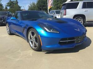 2014 Chevrolet Corvette Stingray Z51 3LT (Only 41,000 kms) Coupe