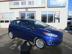 2014 Ford Fiesta Titanium Titanium*Leather*Sunroof