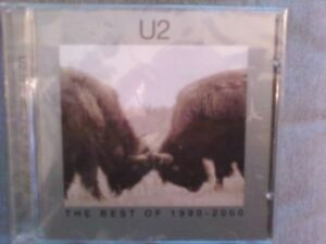 Brand new U2: The Best of 1990-2000 musical CD
