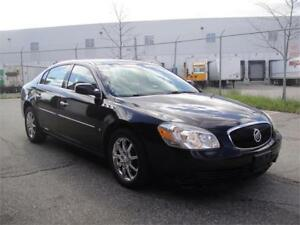 2006 BUICK LUCERNE CXL-LOADED!! ONE OWNER,ZERO ACCIDENTS,LOW KMS