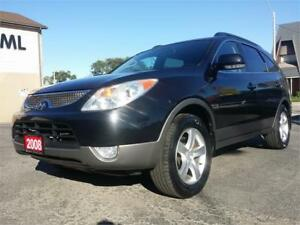 2008 Hyundai Veracruz, Excellent Condition, Runs & Drives Great!