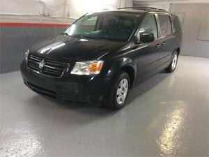 2010 Dodge Grand Caravan STOW 'N GO - TV/DVD - J'AMAIS ACCIDENTE