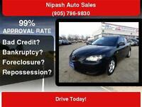 2006 Mazda Mazda3,CERTIFY,E-TEST & 3 YEARS P-T- W AVAILABLE!!!!!