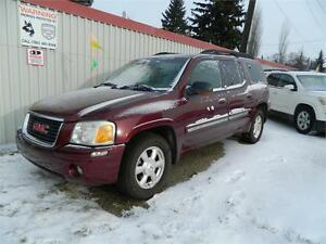 2003 GMC Envoy SLT LEATHER 3RD ROW SEATING