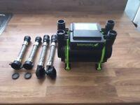 Salamander CT50XT Twin Impeller Shower Pump