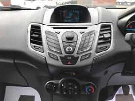 Ford Fiesta DIESEL 1.5 TDCI VAN EURO 5/6 DIESEL MANUAL WHITE (2013)