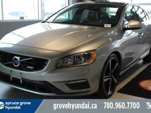 2015 Volvo S60 T6 R-DESIGN PLATINUM-AWD NAVIGATION SUNROOF & MOR