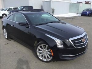 Cadillac ATS Coupe AWD Cuir Toit Ouvrant MAGS 2015
