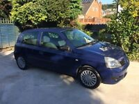07 Renault Clio Campus - LOW MILEAGE LONG MOT - Very good condition - Cheap to insure