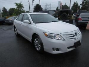 2011 Toyota Camry XLE **93470 kms ****/4 cylinder/certified