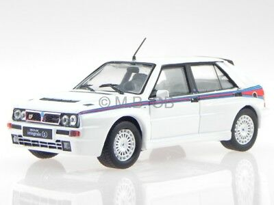 Lancia Delta Integrale Martini blanco coche en miniatura WB242 Whitebox 1:43