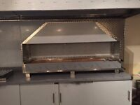 commercial kitchen canopy cleaning restaurant chicken shop pizza bakery takeaway cafe shop
