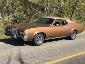 Trade for Ford Mustang GT or Challenger? 71 Cougar XR-7