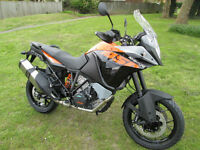 KTM 1050 1050cc Adventure ABS Adventure Sport 2016MY Adventure