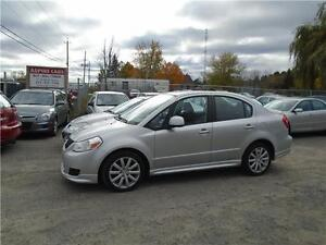 2011 Suzuki SX4-ONE OWNER-59,000 KM-NEW TIRES-ONLY $6980!!!