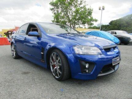 2007 Holden Special Vehicles GTS Blue Automatic 4-Door Sedan