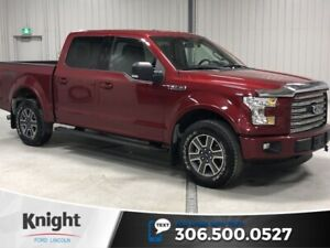 2016 Ford F-150 XLT, Supercrew, Htd Seats, Sport Package, Local