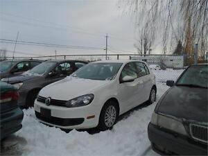 2012 Volkswagen Golf-ONE OWNER-EXTRA CLEAN!