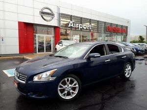 2014 Nissan Maxima 3.5 SV ,LEATHER,ROOF,ALLOYWHEE