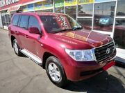 2007 Toyota Landcruiser UZJ200R GXL (4x4) Red 5 Speed Automatic Wagon Cannington Canning Area Preview