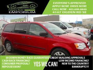 2014 Dodge Grand Caravan SE * $28 DOWNPAYMENT EVERYONE APPROVED*