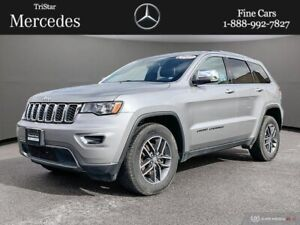 2017 Jeep Grand Cherokee 4x4 Limited LEATHER $269 BIWEEKLY ALL I