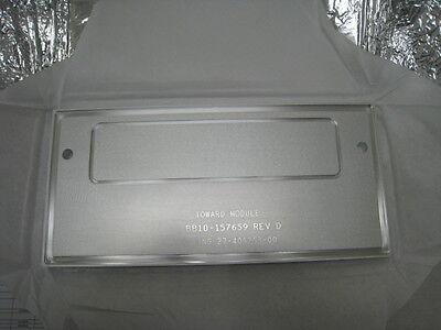 Novellus 10-157659-00 Chamber Blank off plate, isolation valves, BB10-157659-00