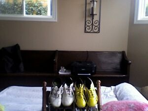 Size 4 and size 5 Adidas soccer shoes