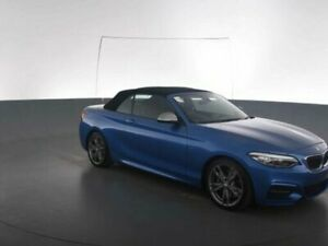 2018 BMW M240i F23 LCI Estoril Blue Sports Automatic Convertible Geebung Brisbane North East Preview