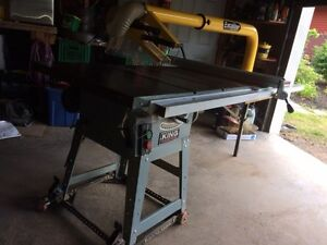 Table Saw and General Dust Collection system package