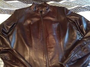 Danier Leather jacket womens