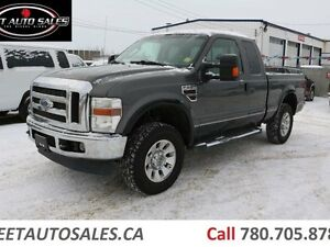 2008 Ford F-250 Lariat 4x4 SD Super Cab 142 in. WB