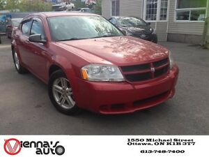 2008 Dodge Avenger SE 4dr Front-wheel Drive Sedan