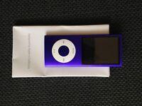 Apple Purple iPod Nano 8GB